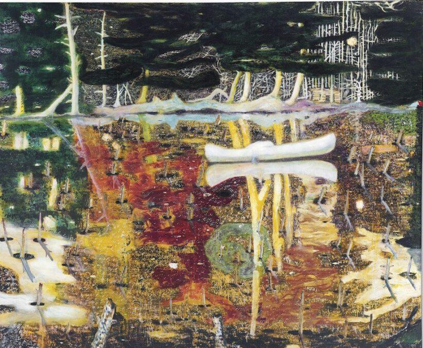 Peter-Doig, Swamped