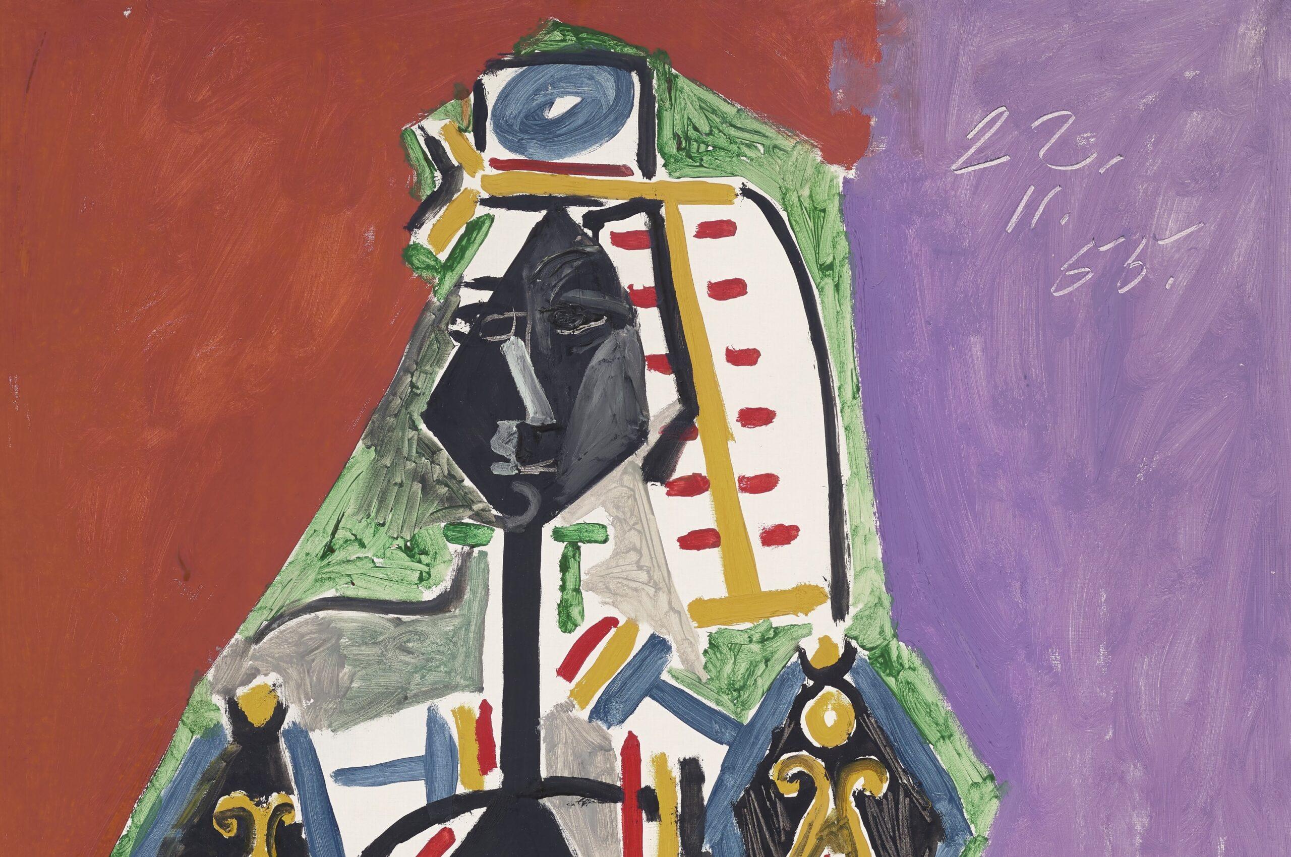 Picasso, altri due capolavori all'asta. Da Christie's arrivano il moschettiere e la fanciulla
