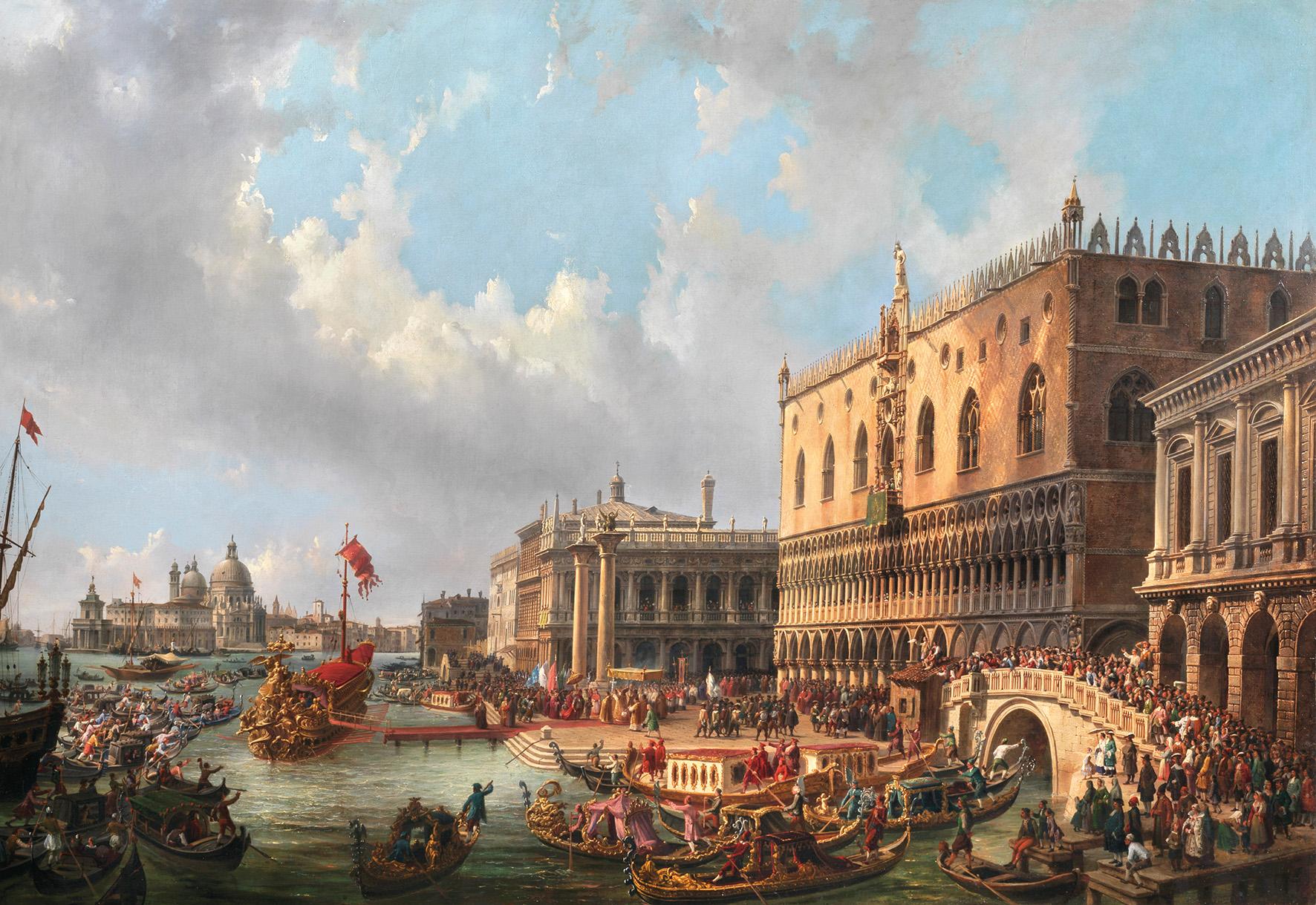 Dorotheum celebra Venezia in una serie di aste dedicate all'arte antica