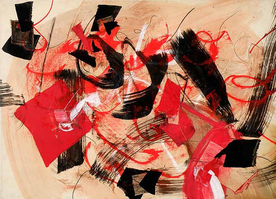 Da Music a Deluigi e Tancredi. La rivoluzione dell'arte veneta in mostra a Crocetta del Montello, Treviso