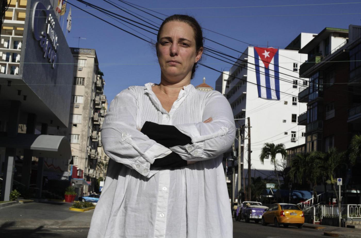 L'artista e attivista Tania Bruguera ha lasciato Cuba in cambio del rilascio di alcuni prigionieri