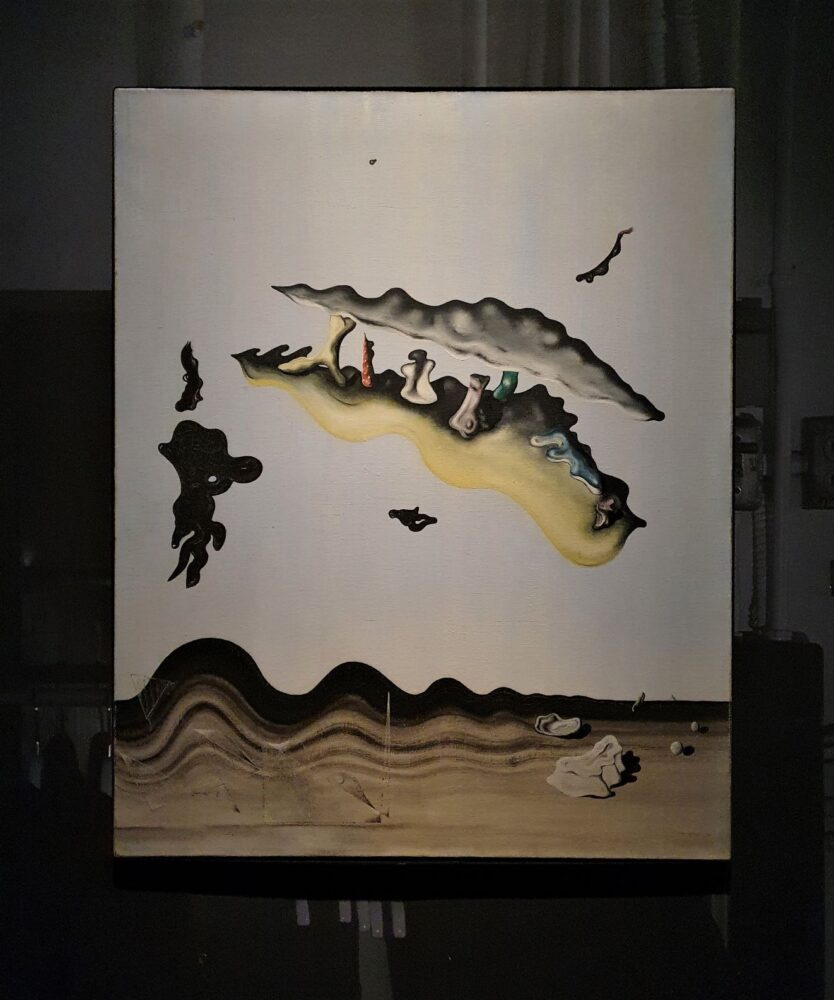 NAHMAD PROJECTS - Max Ernst, Yves Tanguy, Urs Fischer
