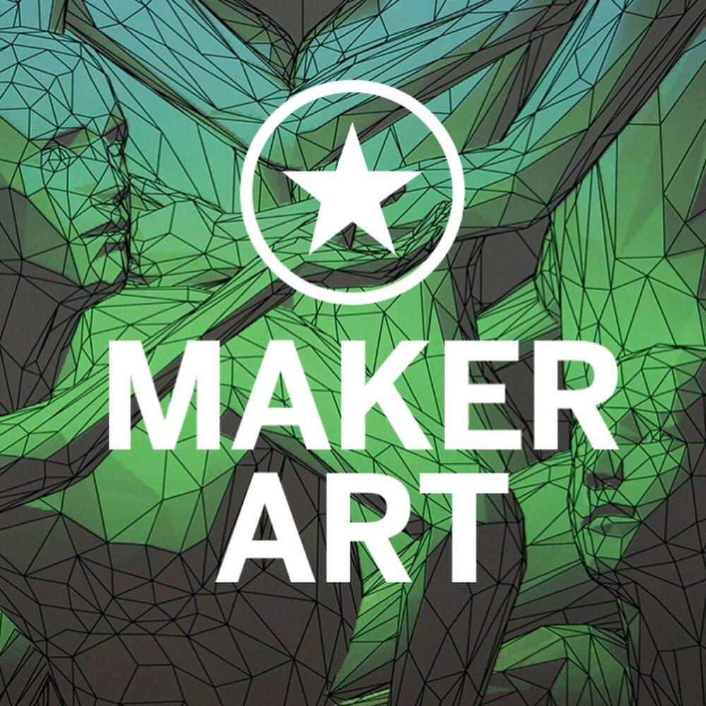maker art locandina