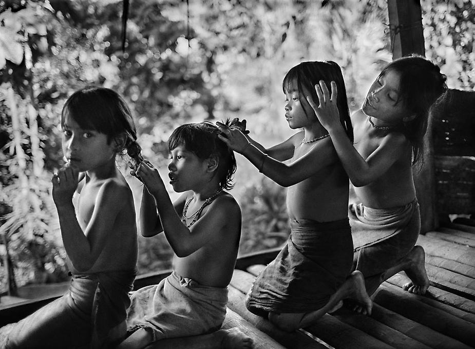 La fragile Amazzonia di Sebastião Salgado si rivela in esclusiva italiana a Roma