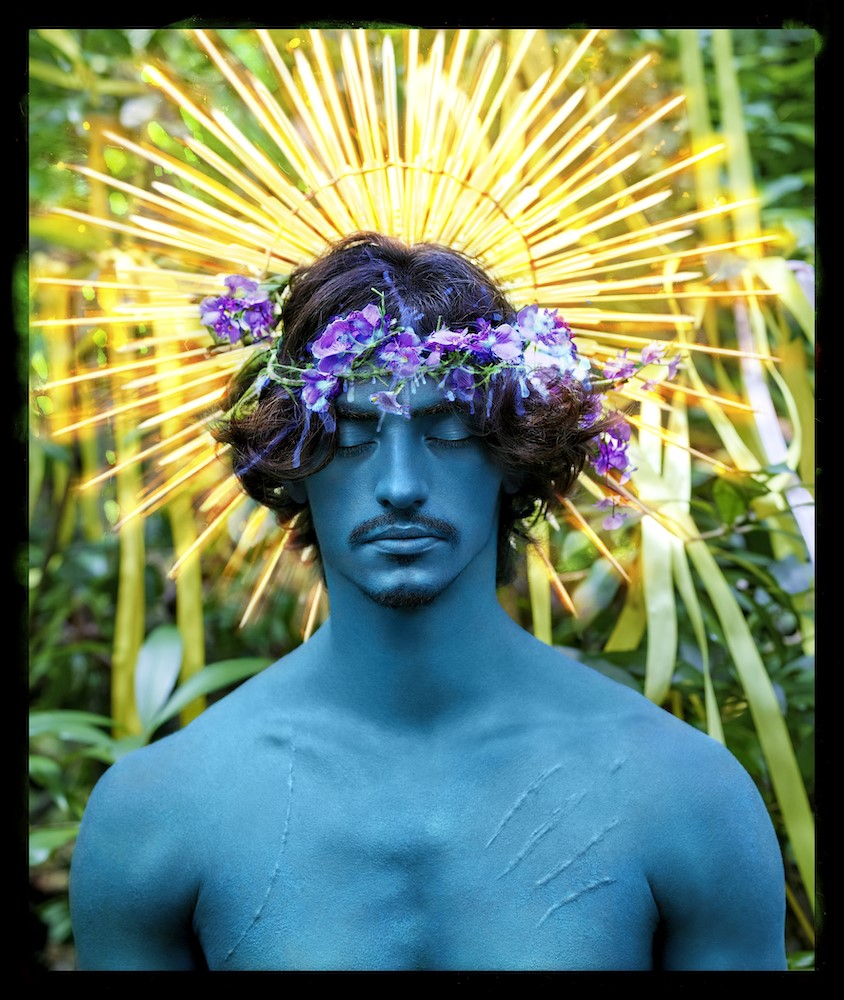 David LaChapelle, Behold (2017), Hawaii, ©DavidLaChapelle