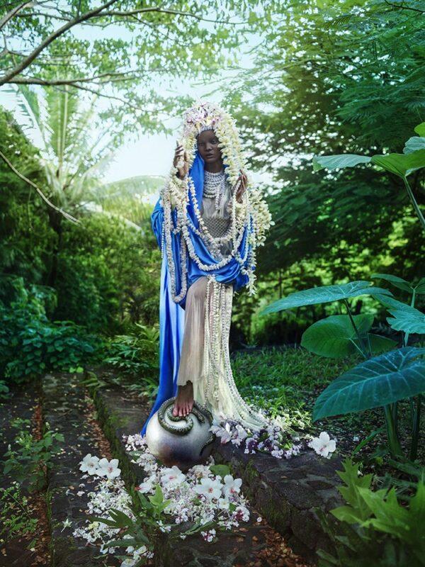 David LaChapelle, Virgin Mary (2021), Los Angeles, ©David LaChapelle